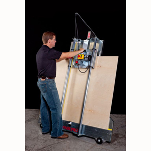Panel Pro Vertical Panel Saw by Safety Speed Manufacturing