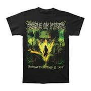 Cradle Of Filth Men's  Damnation T-shirt Black