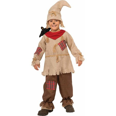Scarecrow Child Halloween Costume (Halloween Pumpkin Scarecrow)