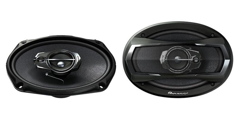 Car Audio TS-A6965R + Pioneer en VeoyCompro.net