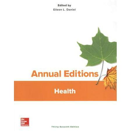 Annual Edition Music Book (Annual Editions: Health, 37/E)