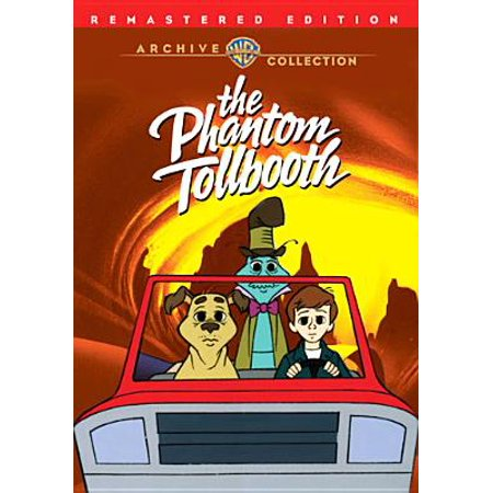The Phantom Tollbooth (DVD) (The Phantom Of The Tollbooth)