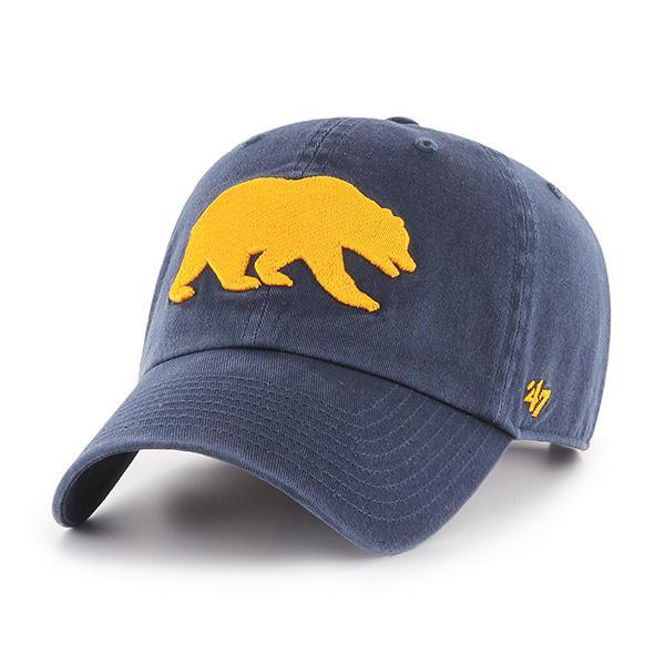 UC Berkeley Cal Men's 47 Brand Adjustable Hat - Navy