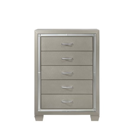 - Picket House Furnishings Glamour Youth Chest Champagne