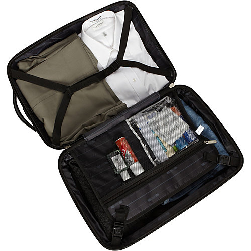 "Travel Concepts Contempo 21"" Carry-On"