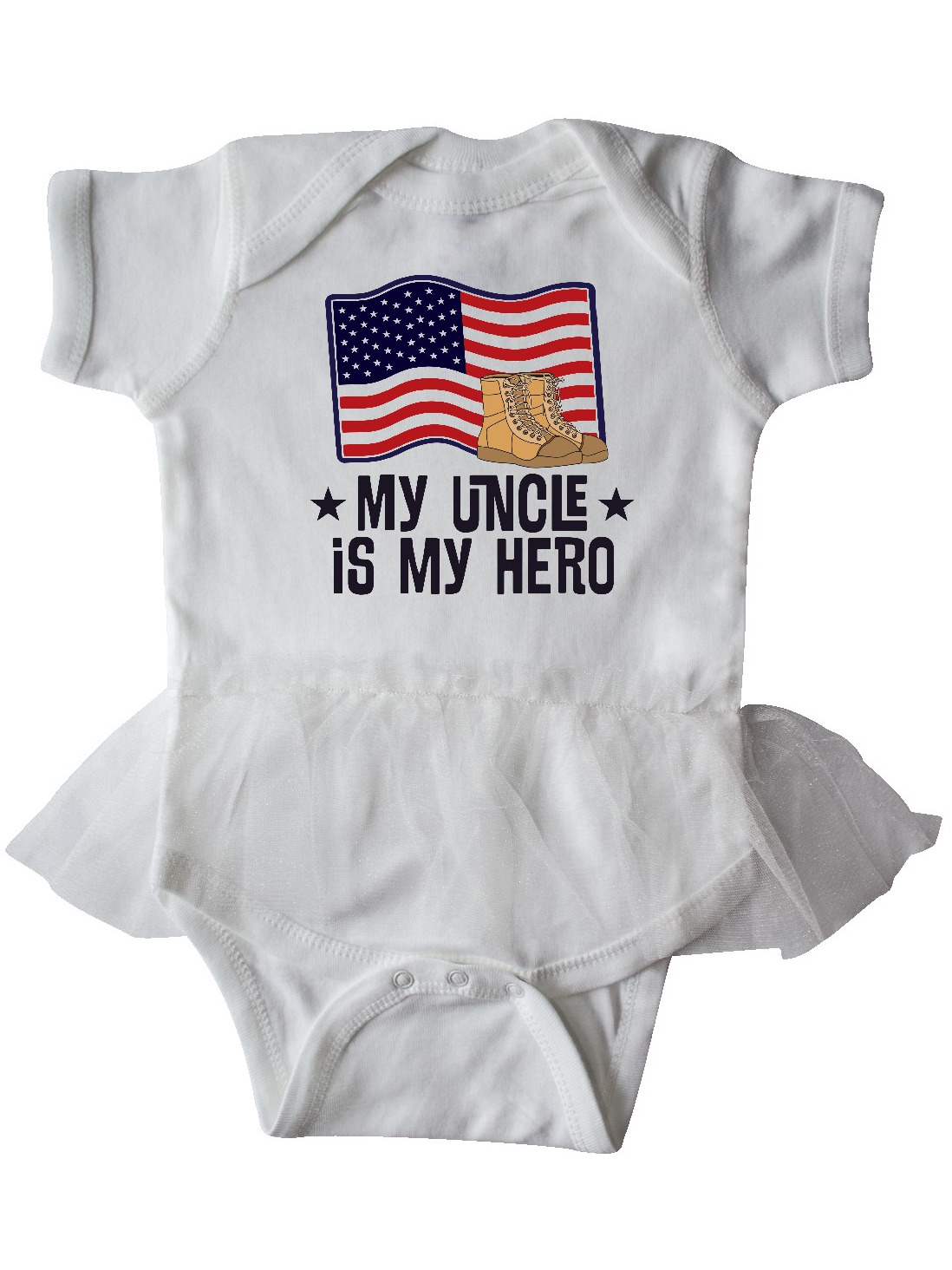 Baby Girls Round Collar Soldiers Veterans USA Flag Long Sleeve Playsuit 100/% Cotton Suit 6-24 Months