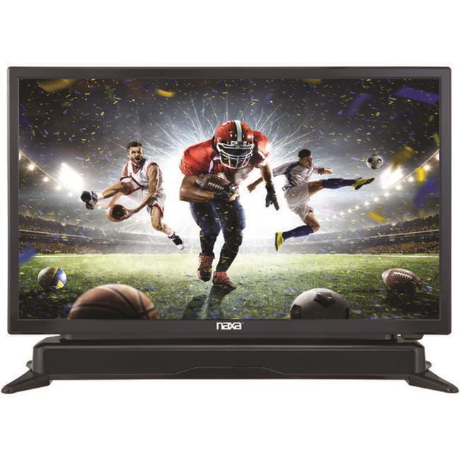 24 in. DVD Soundbar LED TV