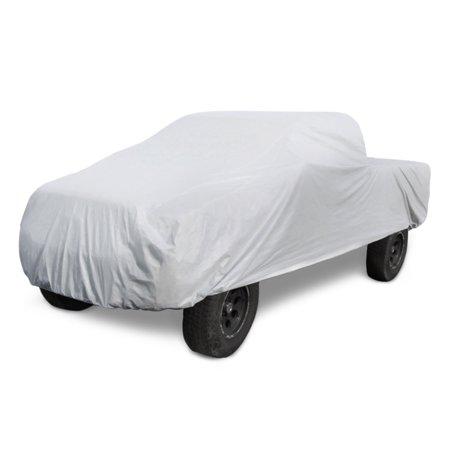 Multi Size 210D Oxford Pickup Auto Car Cover Ice Frost Resistant Breathable Scratch Waterproof Dustproof UV Heat Block