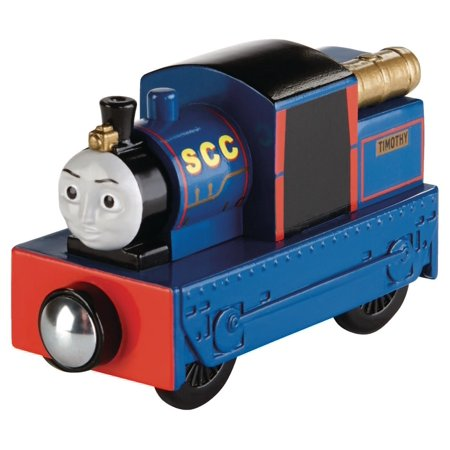 Fisher-Price Thomas & Friends Wooden Railway Real Wood Timothy 30061