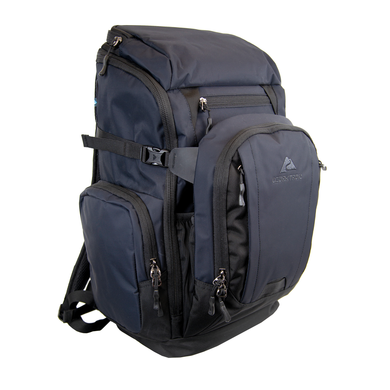 Ozark Trail 40L High Capcity Backpack - Grey Heather