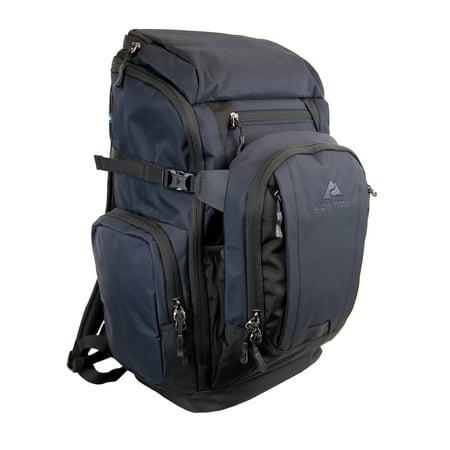 ozark-trail-40l-high-capacity-backpack---black by ozark-trail