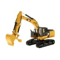 """CAT Caterpillar 568 GF Road Builder with Operator """"High Line Series"""" 1/50 Diecast Model by Diecast Masters"""