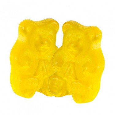 Puissants Mango: 5 ours gommeux LBS