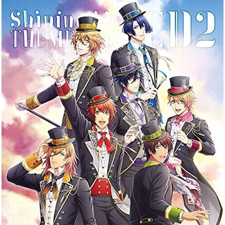 The Halloween Theme Song (Uta No Prince Sama Shining Live Theme Song CD 22 Soundtrack)