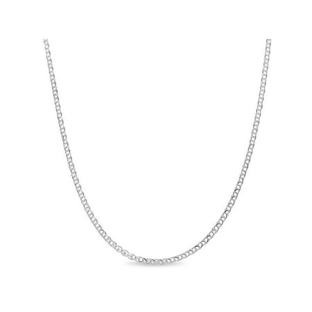 Sterling Silver Diamond Cut Wheat Chain Necklace 18 inches Braided Wheat Chain Necklace