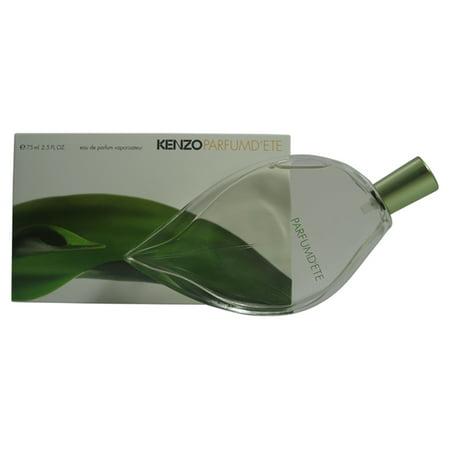 Kenzo Parfum D Ete Eau De Parfum Spray 2.5 Oz / 75 Ml (Kenzo Deodorant Spray)