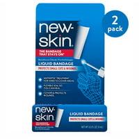 (2 Pack) New-Skin Liquid Bandage, 0.3 OZ