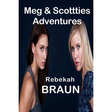 Meg and Scotties Adventure Series - eBook
