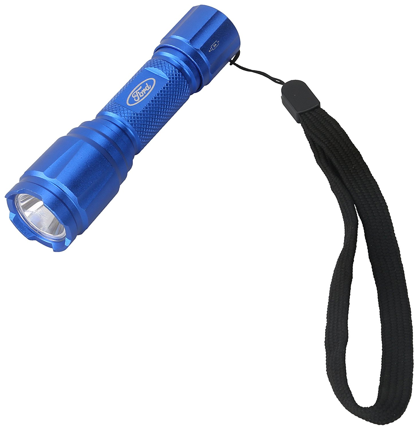 Ford Flashlight 65 Lumen 1-AA Battery