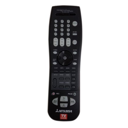 Original TV Remote Control for Mitsubishi VS50609 Television - image 2 de 2