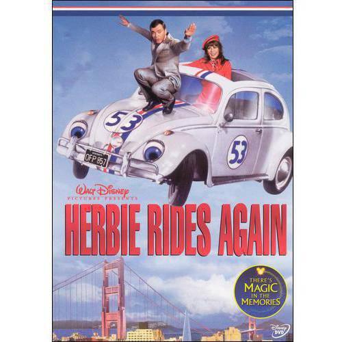 Herbie Rides Again (Widescreen)