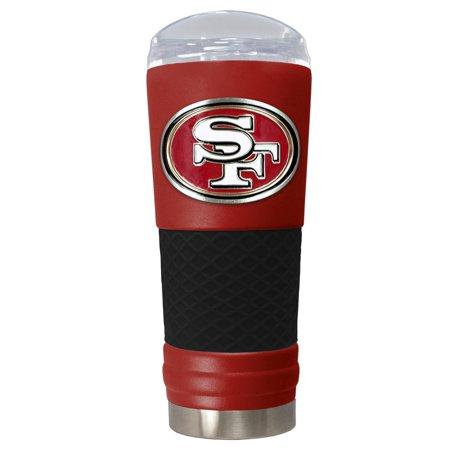 San Francisco 49ers Nfl 49ers 24oz Draft Tumbler (Best Coffee Roasters In San Francisco)