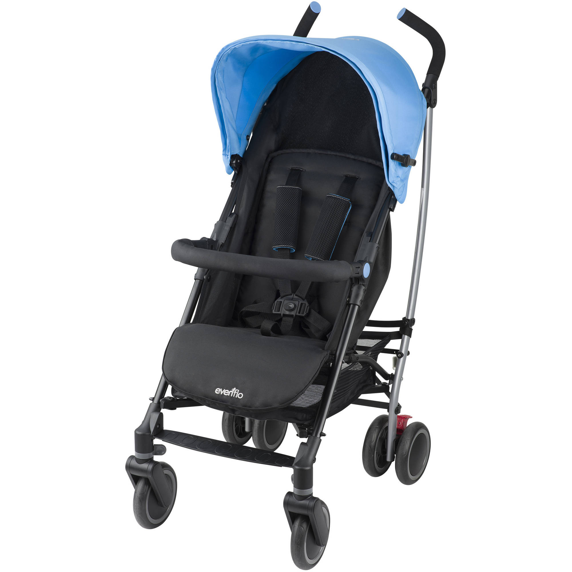 Evenflo Cambridge Stroller, Sky Blue