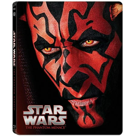 Star Wars: Episode I: The Phantom Menace (Steelbook) (Blu-ray) - First Halloween Episode Of The Office
