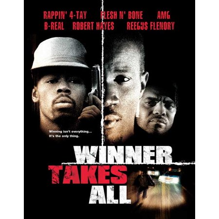 Winner Takes All (1998) 11x17 Movie Poster