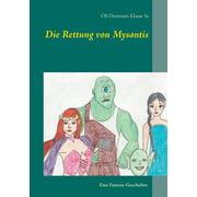 Die Rettung von Mysantis (Paperback)