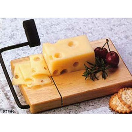 Natural Utility Beechwood Cheese Slicer