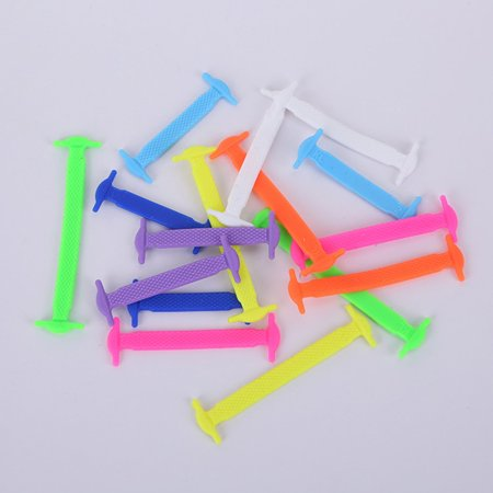Creative Silicone Shoe Lace No Wash Lazy Shoelace Elastic Casual Shoe Lace - image 3 of 6