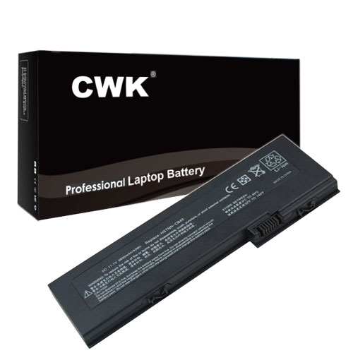 CWK Long Life Replacement Laptop Notebook Battery for HP Elitebook 2710 Tablet 2710 Tablet 2711 Tablet PC 2710 Tablet PC 2710 Tablet PC 2710 Tablet PC 2710p 2710 Tablet PC 2710p Tablet