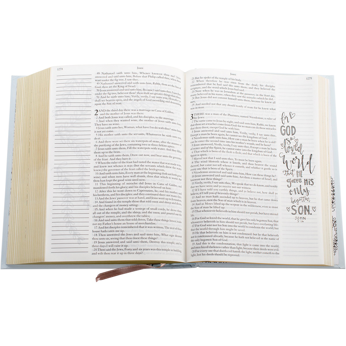 Praise Creative Journaling Bible By Laura Elizabeth Marshall-King James Version