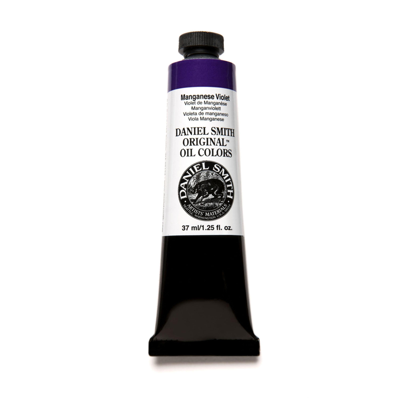 Daniel Smith Original Oil Color, 37ml Tube, Manganese Violet