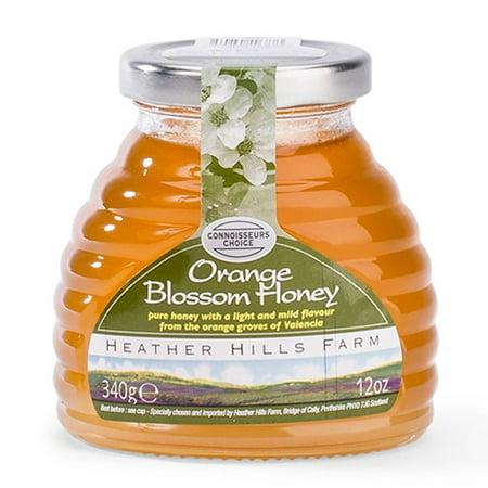 Heather Hills Honey (Heather Hills Orange Blossom Honey Case of 4 X)