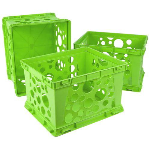 STOREX Large Storage Crate