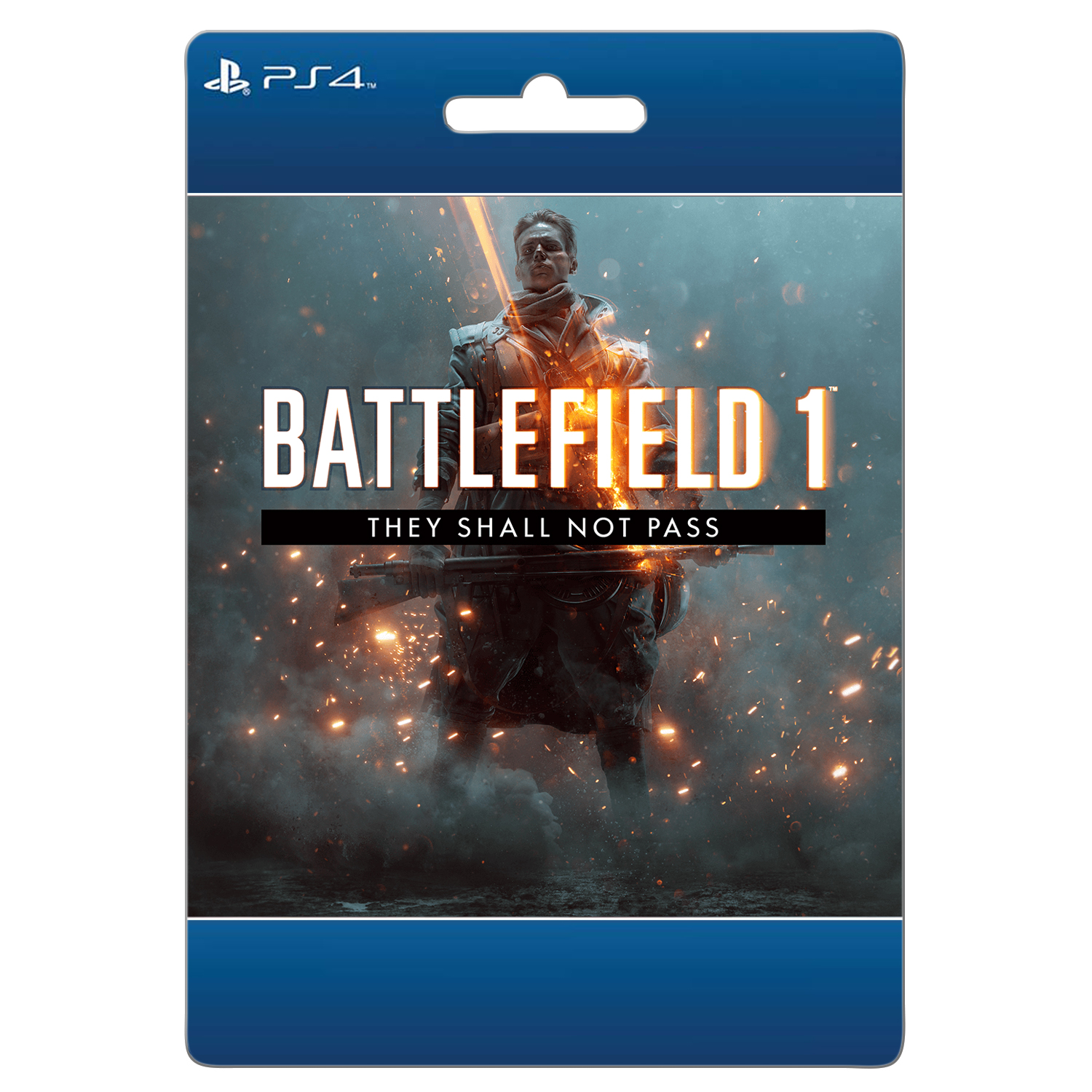Sony Battlefield 1: They Shall Not Pass (email delivery)