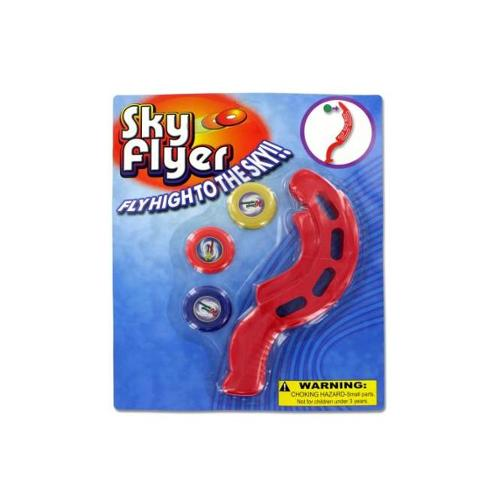 Sky High Disk Flyer - Set of 12