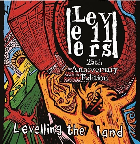 Levellers - Levelling the Land (25th Anniversay Edition) [CD]