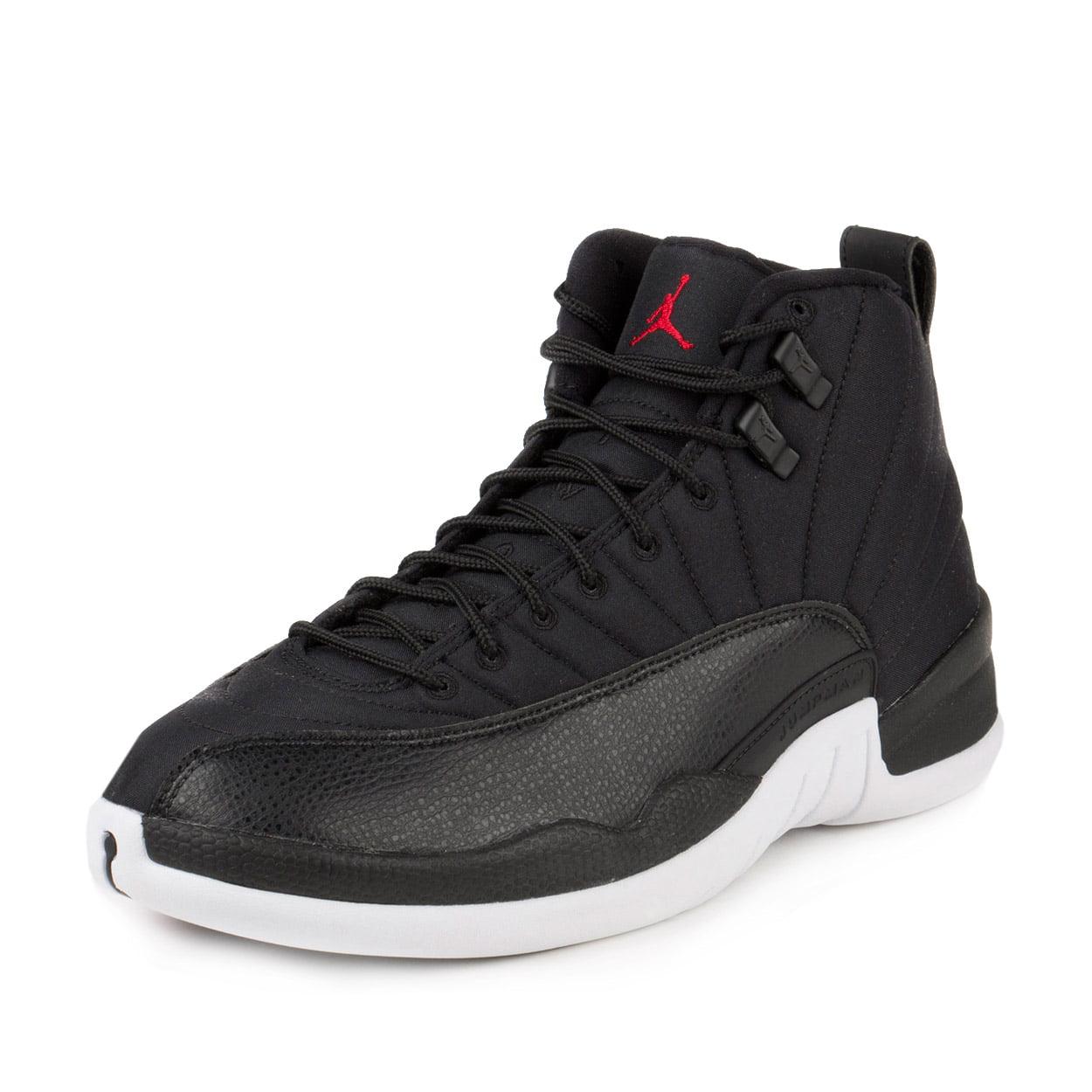 """Nike Mens Air Jordan 12 Retro """"NEOPRENE"""" Black/Gym Red-Wh..."""