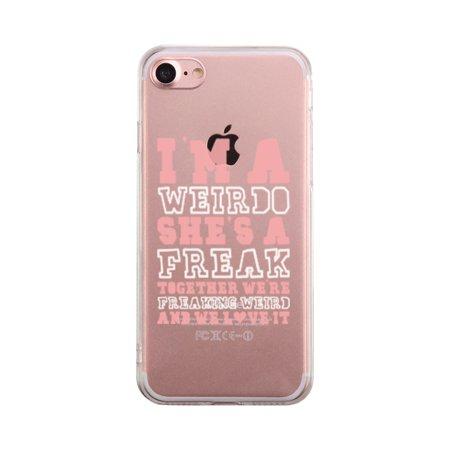 cute clear phone case iphone 7