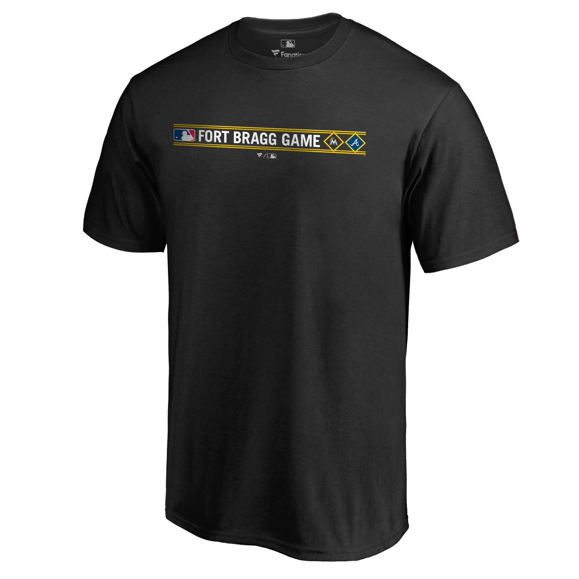 MLB Fort Bragg T-Shirt - Black