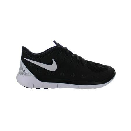 Nike - Womens Nike Free 5.0 Black White Anthracite 642199-001 ... 6052d08da