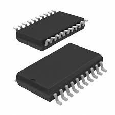 8 Pin Octal Base - MC74HCT573ADW Integrated Circuits Octal 3-State Noninverting Transparent Latch with LSTTL Compatible Inputs 20 Pin SOIC (4 pieces) - 74HCT573A
