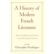 A History of Modern French Literature - eBook