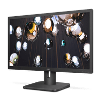 "AOC Monitor 27"" IPS Panel Full HD 1920x1080 VGA HDMI 27E1H"