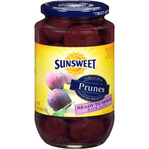 Sunsweet Growers Sunsweet  Prunes, 25 oz