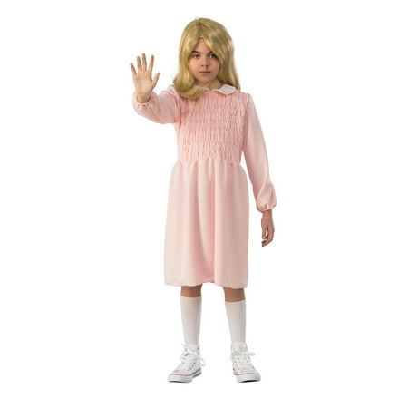 Halloween Stranger Things Kids Eleven's Dress](Elven Costumes)