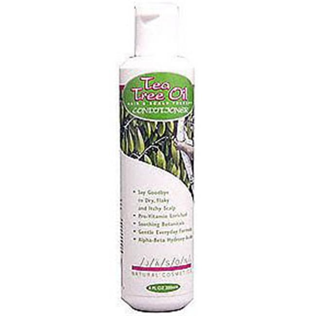 Jason Natural Cosmetics Hair Care Tee Tree Scalp Normalizing Conditioner 8 fl. oz. Specialty Hair Care 207512 - image 1 of 1